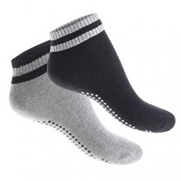 Celodoro 4 Paar Yoga & Wellness Socken - Variante 2 43/46 - 1